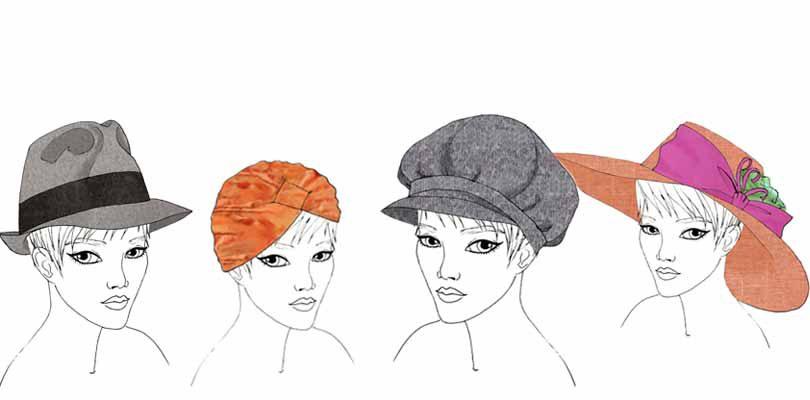 Hutlexikon Kopie 810x400 - Das große Hutformenlexikon - Teil 1