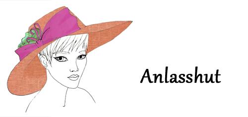Illustration mit Anlass Hut