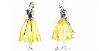50er Mode Kopie 375x195 - Modegeschichten: Die Mode im Wandel der Zeit - Die 50er Jahre