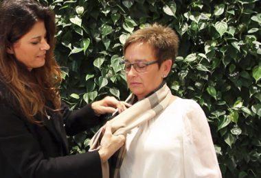 Tutorial Schal binden 380x260 - Schal binden – 10 Wickeltechniken für den Alltag