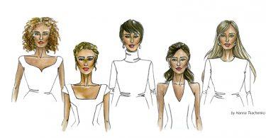 Passender Ausschnitt fuer Figur 375x195 - Styling Tipps für Frauen mit kleiner Oberweite