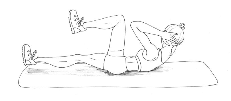 Bring Dich In Form Bauch Und Rückentraining Für Anfänger Sintre