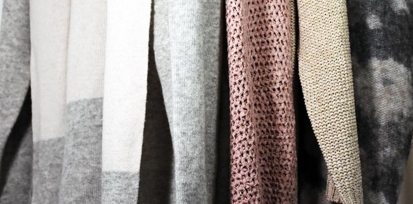 Strickjacke 1 - Strickmode: Basic-Outfits für Herbst und Winter