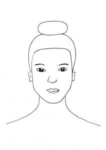 Eckiges Gesicht 212x300 - Die richtige Frisur für jede Gesichtsform