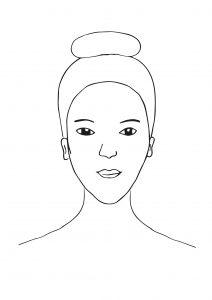 Ovales Gesicht 212x300 - Die richtige Frisur für jede Gesichtsform