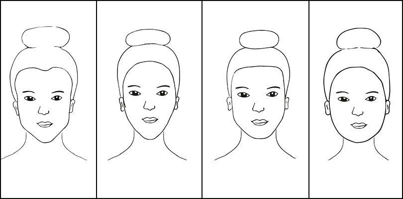 Header Gesichtsformen Frisuren 2.. 810x400 - Die richtige Frisur für jede Gesichtsform
