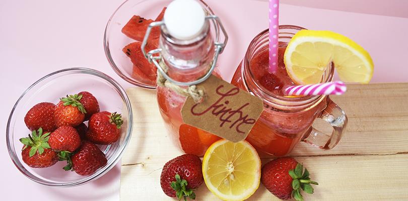header Limonade - Gartenparty: Rezepte, Deko und Ideen