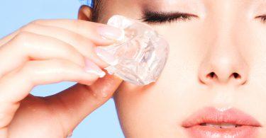 eistherapie 375x195 - Eistherapie für schöne Haut