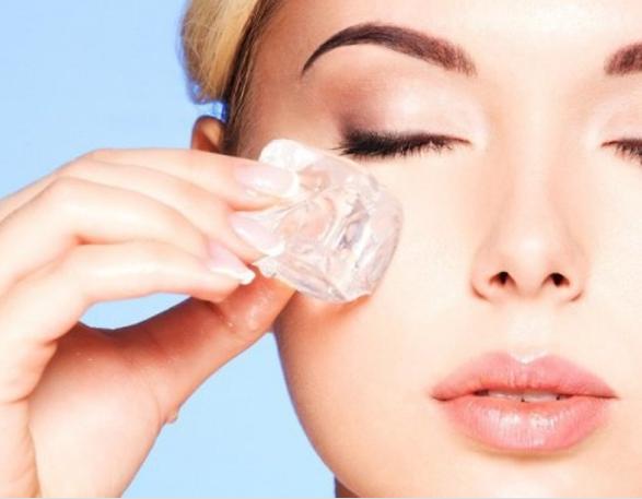 eistherapie für schöne haut2 - Eistherapie für schöne Haut