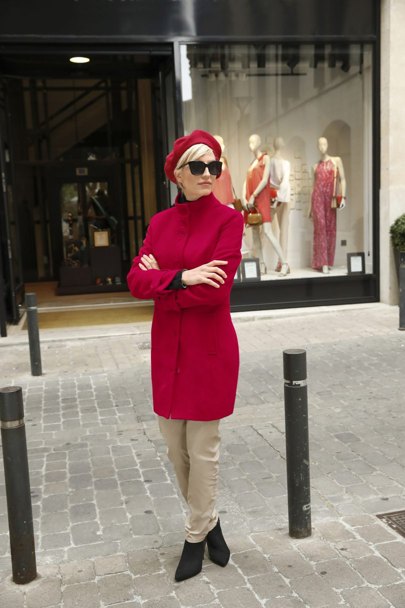 011.00PST01036 A01.252 810x1215 - Modetipp der Woche - Lady in red