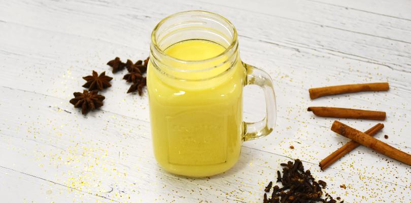 milch2 1 810x400 - Goldene Milch - der Geheimtipp für Körper und Geist