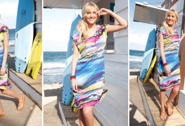 strandkleid2 380x260 - Ab in den Sommer mit den neuen Strandmoden