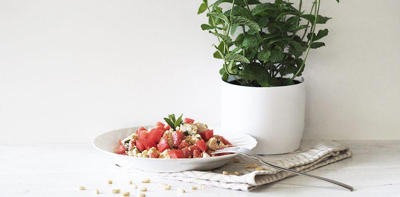 Headerneu1 810x400 - Wassermelonensalat mit Feta: die sommerliche Beilage zum Grillen