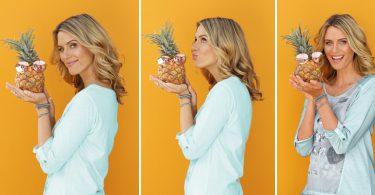 ananas 375x195 - Sommercocktail - fruchtige Erfrischung