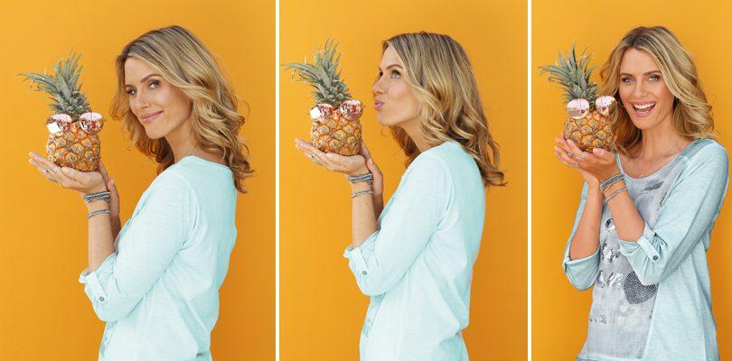 ananas 810x400 - Sommercocktail - fruchtige Erfrischung