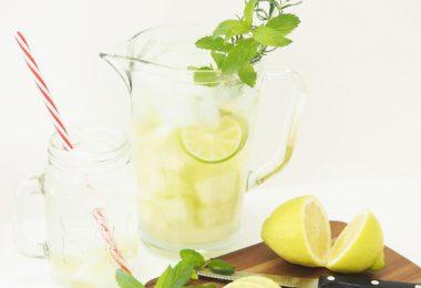 Header2 380x260 - Die leckere Sommerbowle mit Zitrone und Honigmelone