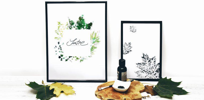 HeaderBlätterdruck 2 810x400 - Blätterdruck als Deko-Idee für den Herbst: Wandbilder und Kissenbezüge selbst gemacht