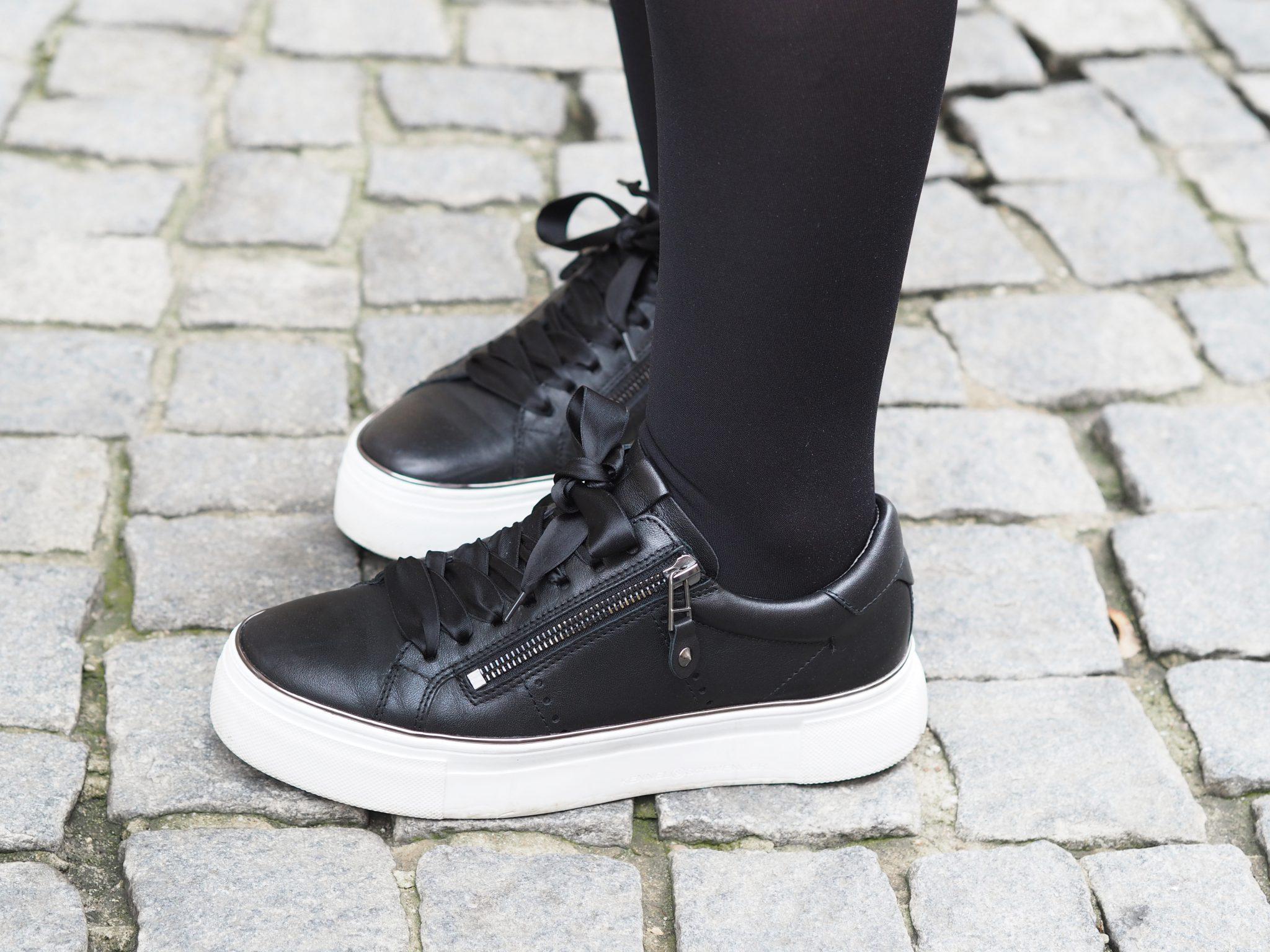 Stilheldin Ritas Sneaker mit Plateausohle