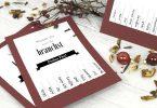 Weihnachtskarten Header NEU 145x100 - Weihnachtskarten basteln: Perfekt für deine Weihnachtsgrüße