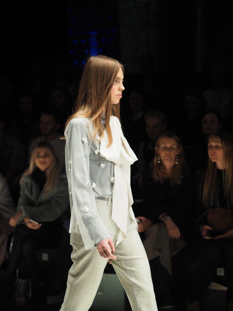 Fashionshow Danny Reinke Look 1
