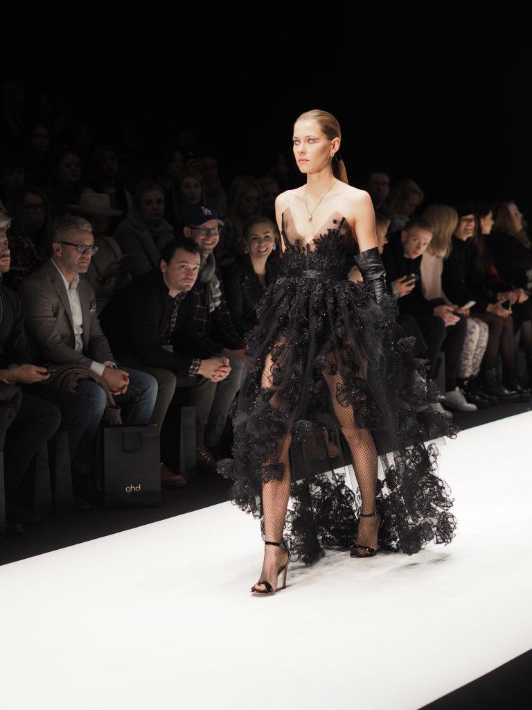 Fashionshow Irene Luft Look 1