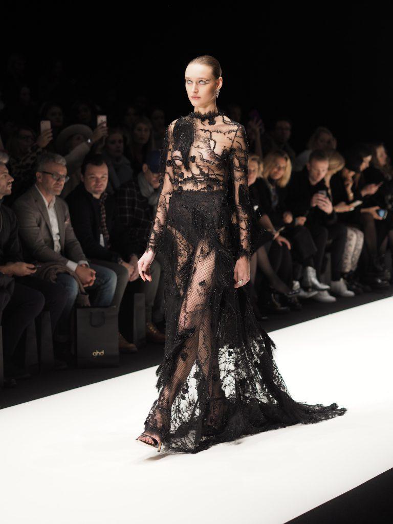 Fashionshow Irene Luft Look 3