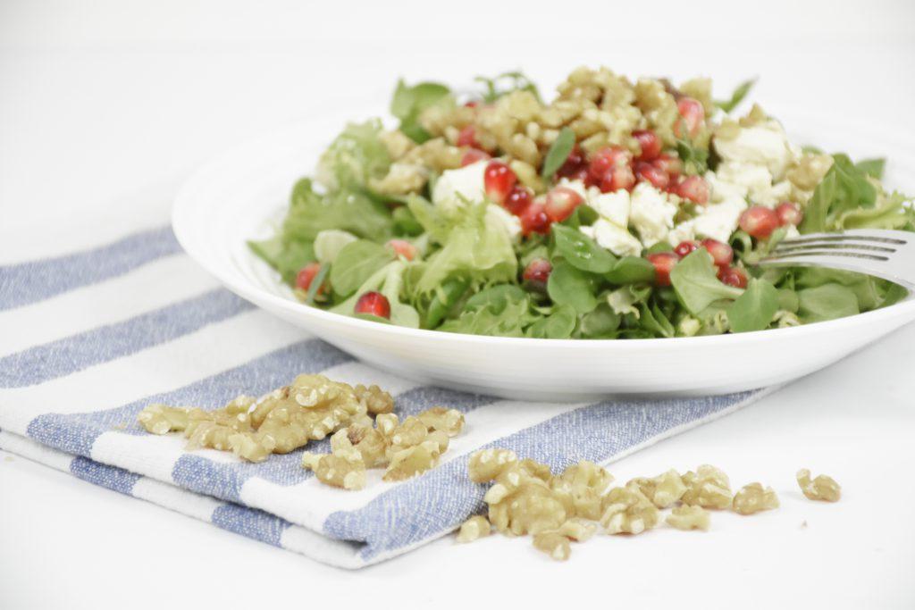 leckerer Wintersalat 1024x683 - Wintersalat: Kochideen für die kalte Jahreszeit