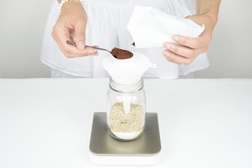 Brownie Zutaten Backmischung