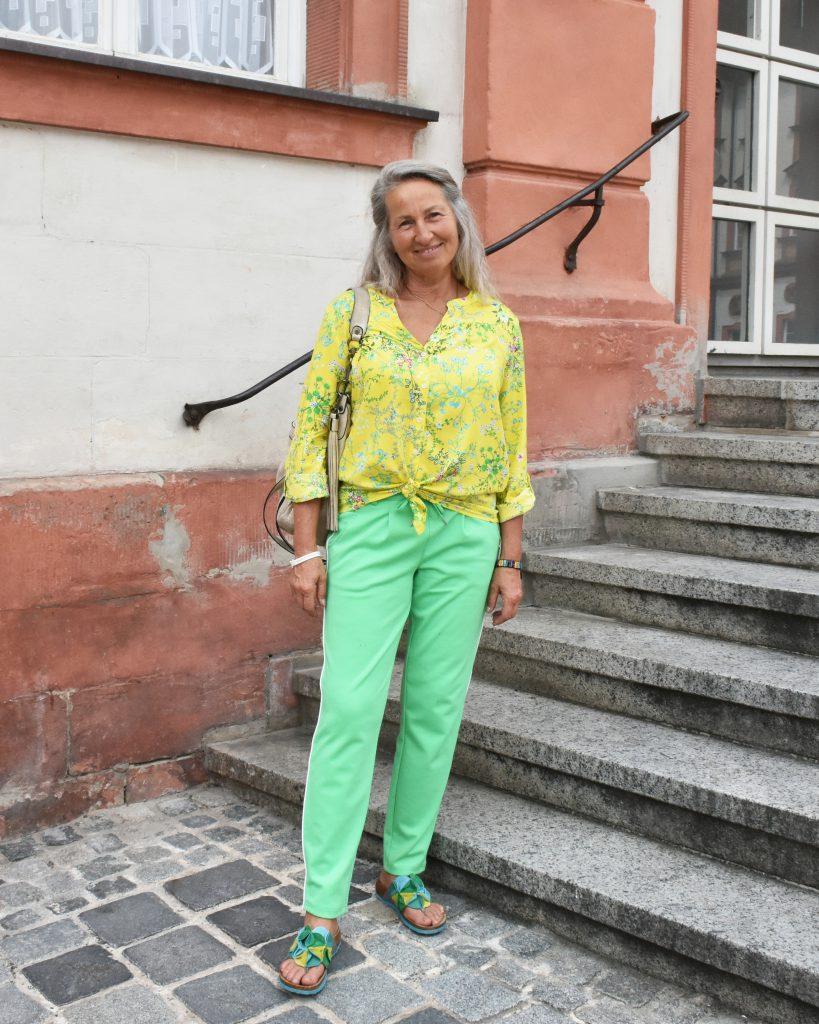 Stilheldin aus Bayreuth