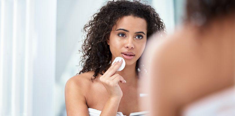 Make-Up richtig entfernen