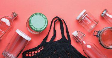 Möglichkeiten um Plastikmüll zu vermeiden