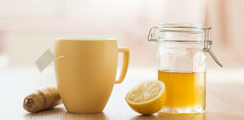 Hausmittel gegen Erkältung