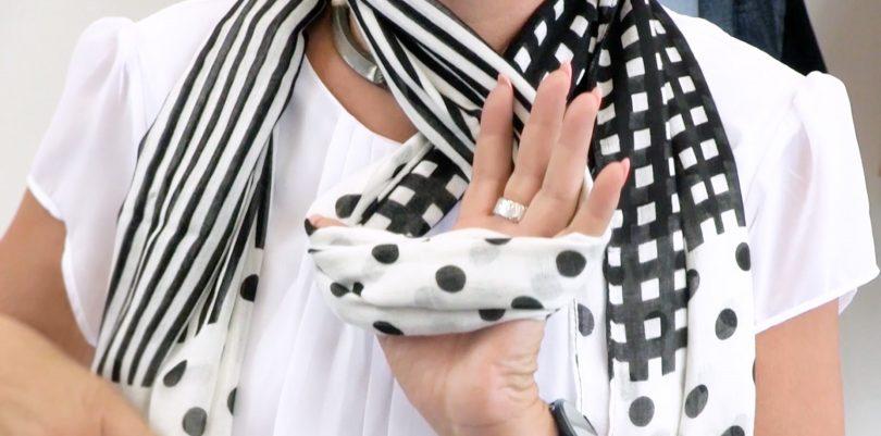 Schal binden header 810x401 - Schal binden – 10 Wickeltechniken für den Alltag