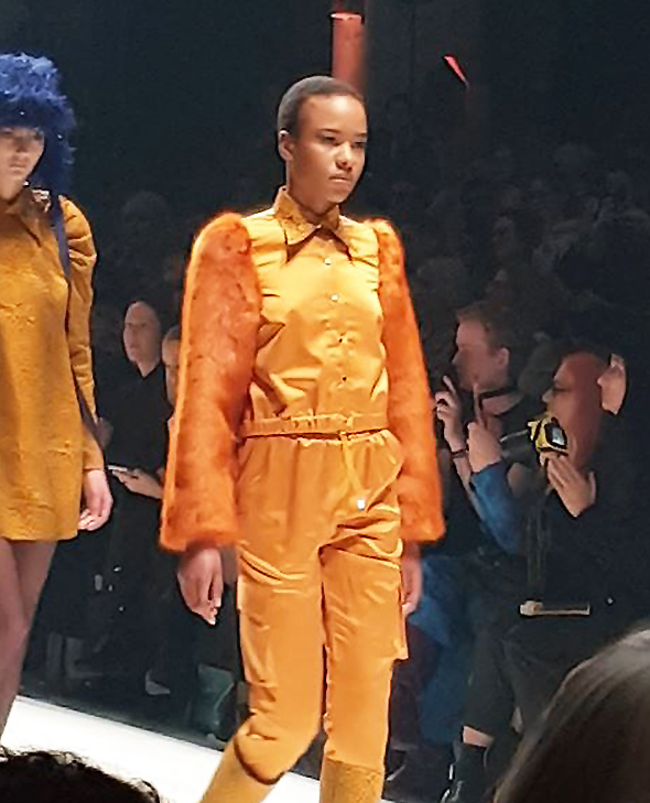Fashion Week Danny Reinke