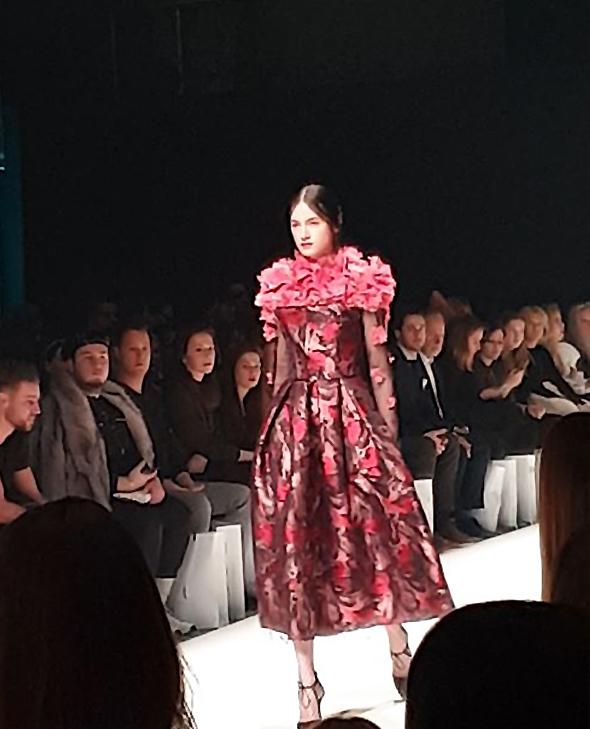 Fashion Week Irene Luft
