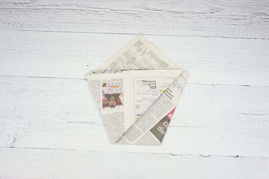 Mülltüten aus Papier