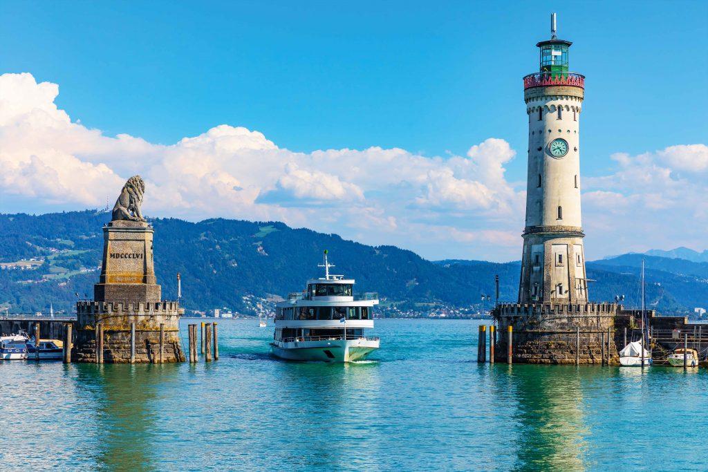 Radtour planen Bodensee