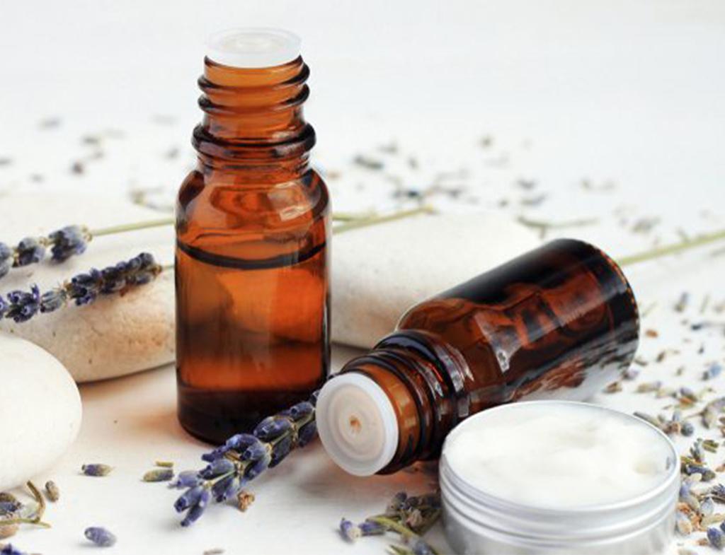 Lavendel-Creme selber machen