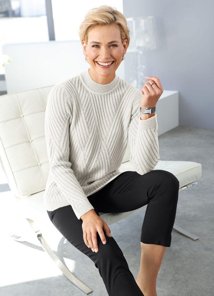 Ein Oversize Pullover ist ein echter Mode-Allrounder