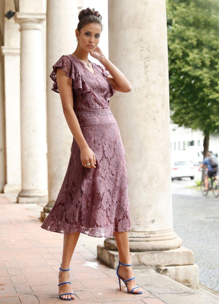 Vintage Kleider für die Brautmutter