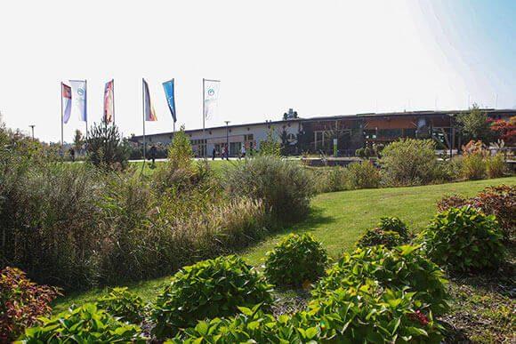 NaturThermeTemplin von Außen - Thermen in Deutschland