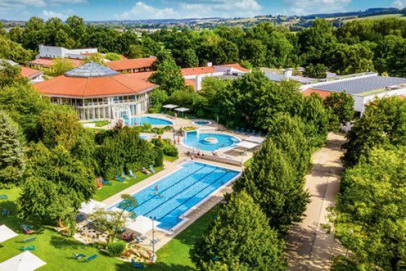 Rottal Terme, Therapiebad - Thermen in Deutschland