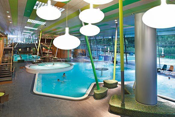 Spreewald Therme Indoor Thermenlandschaft